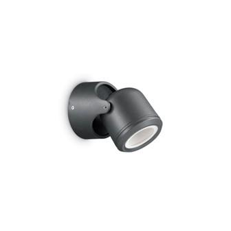 Уличный светильник XENO AP1 NERO Ideal Lux купить в салоне-студии мебели Барселона mnogospalen.ru много спален мебель Италии классические современные