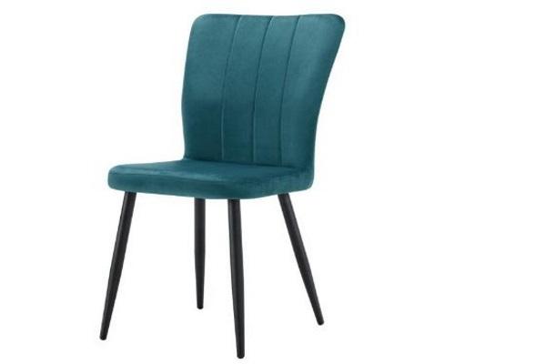 Стул DC178 зеленый купить в салоне-студии мебели Барселона mnogospalen.ru много спален мебель Италии классические современные