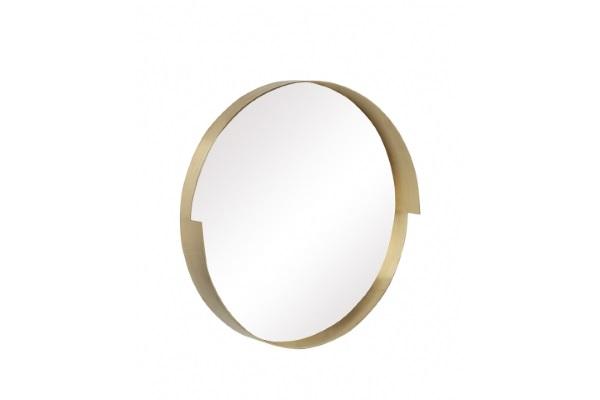 Зеркало Amina A88074-1 золото купить в салоне-студии мебели Барселона mnogospalen.ru много спален мебель Италии классические современные